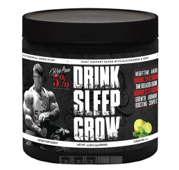 Rich Piana 5% Nutrition Drink Sleep Grow Aminos 30 Serve