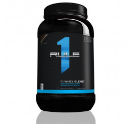 Rule 1 Proteins R1 Whey Blend 28 Serves : Vanilla Ice Cream