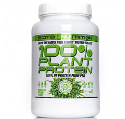 Scitec Nutrition 100% Plant Protein 900g Cocoa EXP 11 OCT 2020