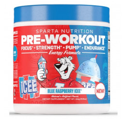 Sparta Nutrition Pre Workout 20 Serves