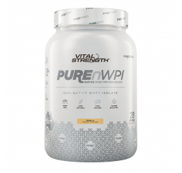 Vital Strength Pure Series PUREnWPI Native Whey Protein Isolate