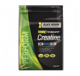 Black Widow Creapure Creatine 300g