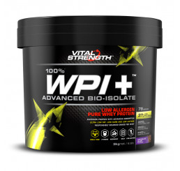 Vital Strength Wpi+ Whey Protein Isolate